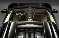 Bugatti Veyron Interni